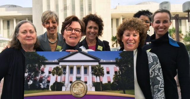WGA Members Visit Tallahassee