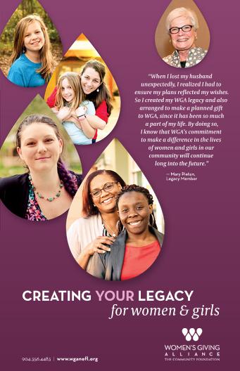 WGA Legacy Membership Brochure Cover