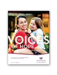 Voices of Hope Report Cover