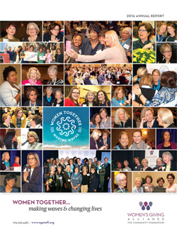 WGA 2016 Annual Report Cover